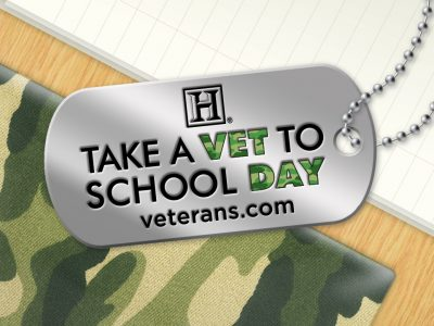 Take a Vet to School